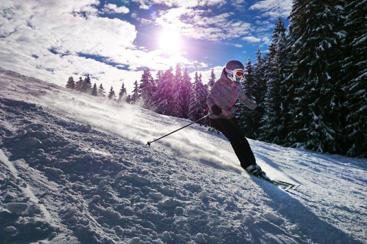 skiing dementia