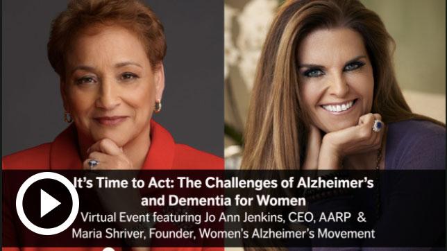 alzheimer's in women
