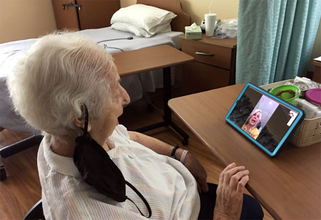 ipads and dementia