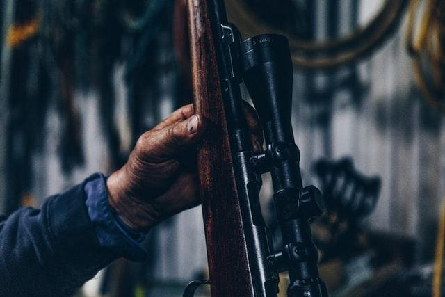 gun safety, guns, dementia