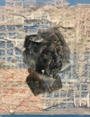 mary lou grace robison grandmother dementia artwork