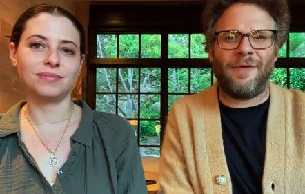 A Conversation With Lauren Miller and Seth Rogen