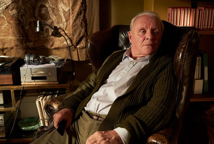Anthony Hopkins dementia movie The Father