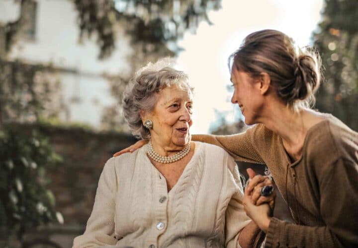 speech impairment dementia