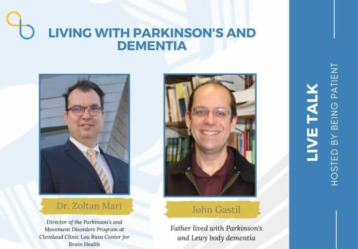 Parkinson's dementia