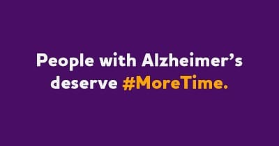 With the #MoreTime campaign, the Alzheimer's Association has gone all in on aducanumab, the controversial new Alzheimer's drug produced by Biogen and Eisai.