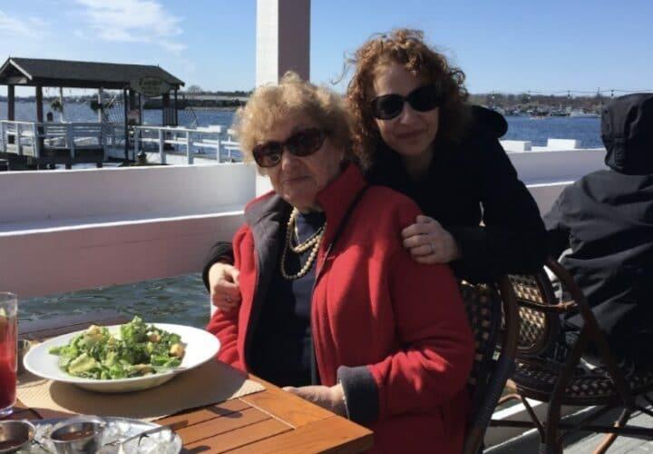Lynn Hallarman, late-stage dementia, Paula