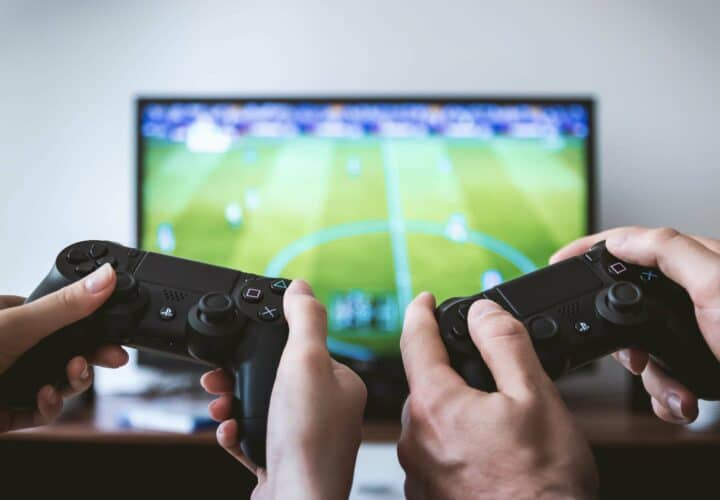 games brain health, virtual reality, video games