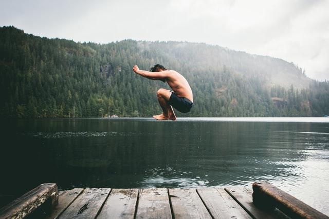 brain health lifestyle exercise swimming