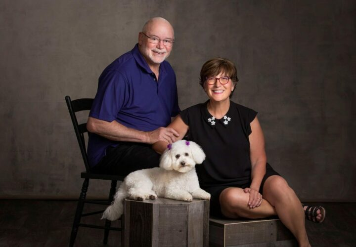 Mark and Brenda Roberts, National Council of Dementia Minds, NCDM