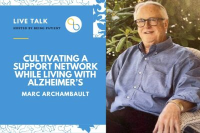 Marc Archambault, Aduhelm, early-stage Alzheimer's