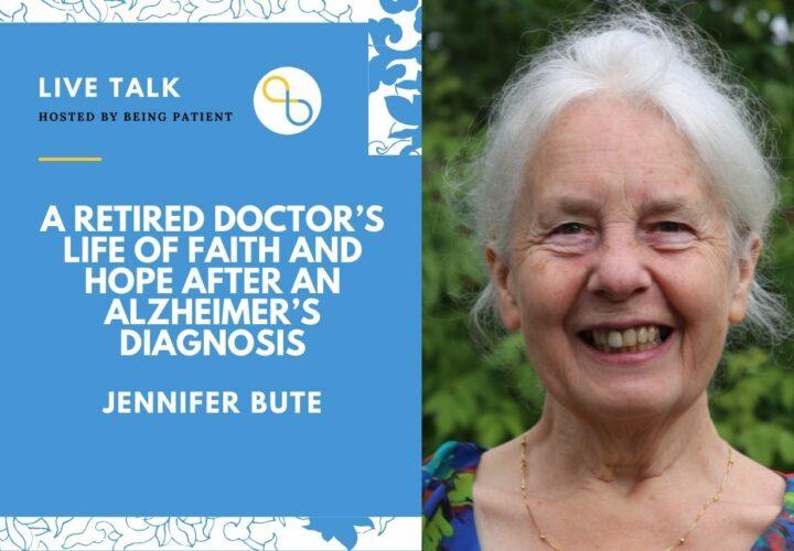 Jennifer Bute, retired physician, early-onset Alzheimer's