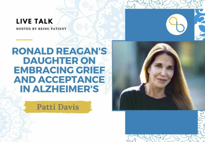 Ronald Reagan Alzheimer's, Patti Davis, Floating in the Deep EndRonald Reagan Alzheimer's, Patti Davis, Floating in the Deep End
