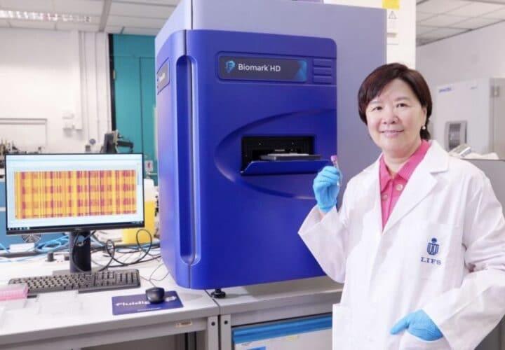 blood tests alzheimer's, Professor Nancy Ip Yuk-Yu