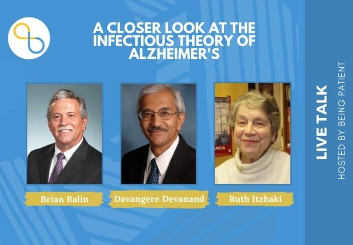 infectious theory of alzheimer's, virus, bacteria