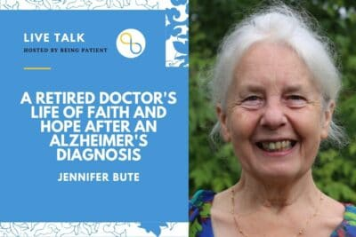 Jennifer Bute Alzheimer's, retired doctor, early-onset Alzheimer's