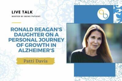Ronald Reagan Alzheimer, Patti Davis, Floating in the Deep End